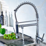 Modern Tall Single Handle/Hole Kitchen Sink Faucet/Tap/Mixer