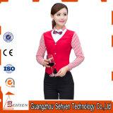 Custom High Quality Hotel Reception Waiter Waitress Uniform