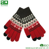 Winter Touch Screen Magic Christmas Gloves