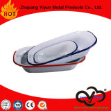 Enamel Customized Butter Dish