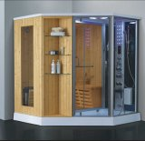 Steam Combined Sauna with Shower (AT-D8857-1)