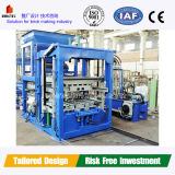 Hollow Cement Block Making Plant in Africa