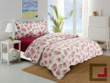 Factory 100% Bed Sets China Supplier Quilt 100% Polyester