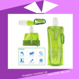 Customized Colorful Collapsible Sport Water Bottle for Promotional Production P016A-012