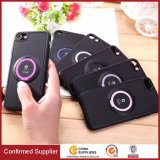 Newest Letter Y Texture Grip Ring Holder TPU Back Cover