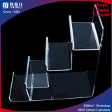 Clear Acrylic Wallet Jewelry Display Stand Holder
