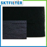 Carbon Filter Media for Gas Adsorption