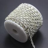 Mc Chaton Cup Chain Rhinestone Jewelry Cup Chain (TCS-SS12 crystal)