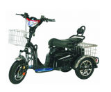 Hot Selling 48V500W Electric Tricycle with 3 Wheel for Adults