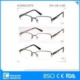 2016 Hot Sale High Quality Wholesale Metal Half Reading Glasses Frame