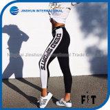 Letter Print Legging Sportswear 2017 Athleisure Elastic Pants Women Clothing Female Capris Jeggings