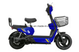 10 Inch 350W500W 800W Lithium Battery Electric Motorcycle with Pedals/Cheap E Scooter