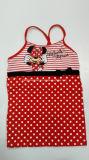 Cute Print Cotton Girl′s Camisole Girl Tank Top