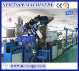 High Precision Skin-Foaming-Skin Cable Extruder Machine