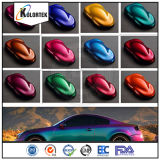 Variety Colors Pearl Powder in Car Paint