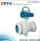 API Series Two Piece Trunnion Mounted Ball Valve