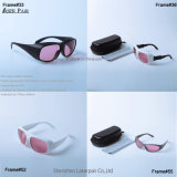 ATD with Four Frame 740-850nm High Protective Laser Safety Glasses Transmittance 45% From Laserpair
