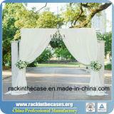 Fireproof Flexible Wedding Pipe Drape Kits/Wall Drapes/Telescopic Backdrop Stand