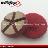 "3"" Ceramic Bond Grinding Pad for American Market"