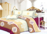 Bedding Sets Poly/Cotton T/C 50/50 Microfiber Sheet Sets