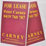 Most Popular Custom Cheap Price Eco-Friendly Advertising Corflute Board Printing