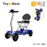New Product 4 Wheel Lightweight Folding Electric Mobility Scooter Tew039