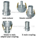 Female-Male Pipe Coupling-Pipe Reducing Adapter