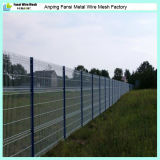 3D Security PVC Coated Welded Wire Mesh Fence