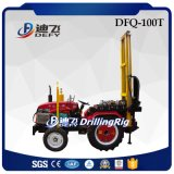 Portable Electric Used Rock Tractor Hole Drill Machine
