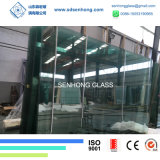 Building Glass 6mm, 8mm, 10mm Reflective Laminated Glass Factory