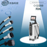 Vacuum Cavitation Multipolar RF Beauty Machine for Body Slimming