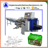 China Swwf-590 Reciprocating Type Packaging Machine