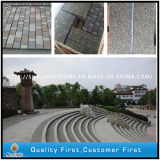 Flamed Grey and Yellow Granite Cube/ Stepping/Kerb/ Paving Stones for Concrete Driveway