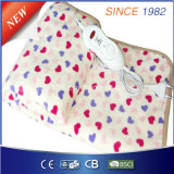 Exquisite and Not Easily Fade Comfortable Fleece Electric Bed Warmer