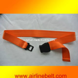 Airline Buckle Fashion Belt (authentic airplane buckle belt)
