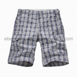 Printed 100% Cotton Men′s Shorts Clothing (GDS-39)