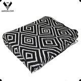 2016 New Custom Design Diamond Knit Throw Blanket