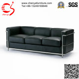 Elegant Leather Sectional Home Sofa/ Office Sofa (CY-D303 R2)