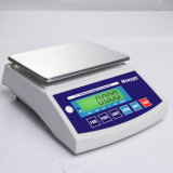 Weighing Laboratory Scale with High Precision and LCD Display