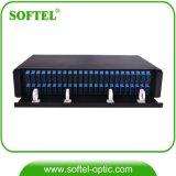 2u 96 Core Sliding Optical Patch Panel with Sc/Upc