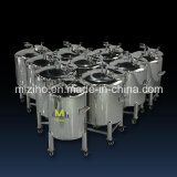 Mzh Series Sterile Movable Storing Tank
