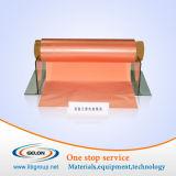 High Grade Lithium Ion Battery Materials Copper Foil Sheet (3N9 Cu)