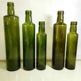 250ml 500ml Dark Green Olive Oil Bottle with Aluminum Cap