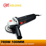 760W 100mm Industrial Angle Grinder