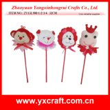 Valentine Decoration (ZY13L900-1-2-3-4) Valentine Love Monkey, Bear, Lion, Frog