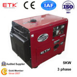 5kw Diesel Generator Set With4-Stroke Engine (DG6LN-3P)