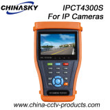 CCTV Test Monitor for Analog, IP, HD-Sdi Cameras (IPCT4300S)