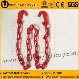 Factory Supply Metal Black Lashing Chain