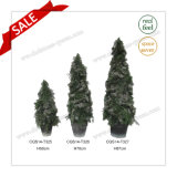 H50-87cm Decorative Flowers Type and Christmas Occasion Christmas Tree
