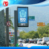 Outdoor P5 Full Color 3G WiFi LED Display Sign